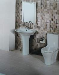 Bathroom tiles in delhi suppliers dealers traders Kajaria bathroom tiles design in india