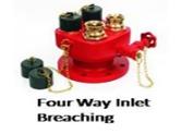 Four Way Inlet Breeching
