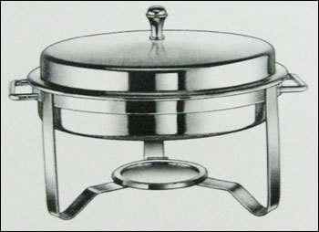 Modern Stainless Steel Chaffing Dish With Lid