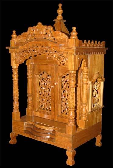 Wooden Home Temple in   Tilak Road