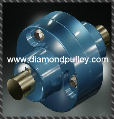 Rigid Flanged Type Muff Coupling