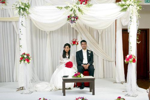Wedding Stage Decoration Services In Kaloor Kochi
