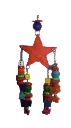 Wooden Bird Toys