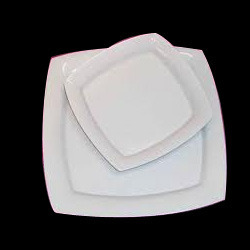 Acrylic Square Plate
