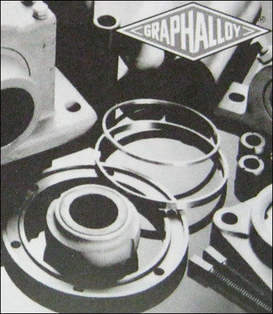 Graphite Alloy Bearings
