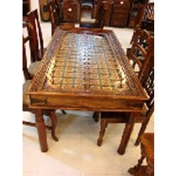 Royal Design Dining Table In Nit
