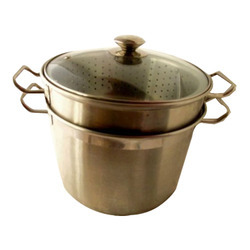 Steam Cooking Vessels