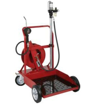 Heavy Duty Mobile Oil Kit With Trolley