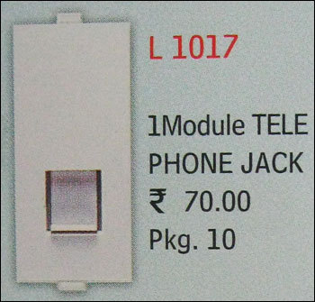 Telephone Outlet - L 1017
