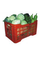 Fruit And Vegetable Crates (No.2001)