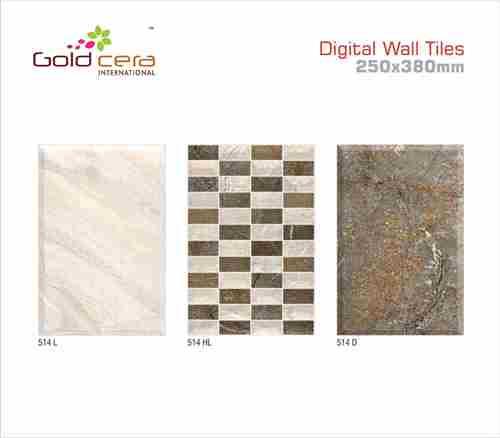 10x15 250 X 380 Mm Digi Wall Tiles