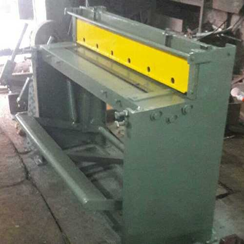 Treadle Shearing Machine in  Kherani Rd-Sakinaka-Andheri(E)