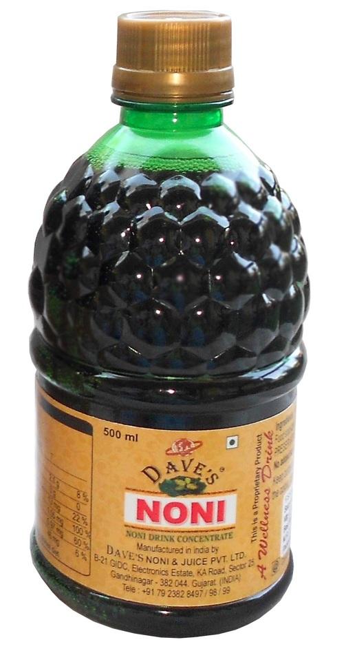 Dave's Wellness Noni Juice