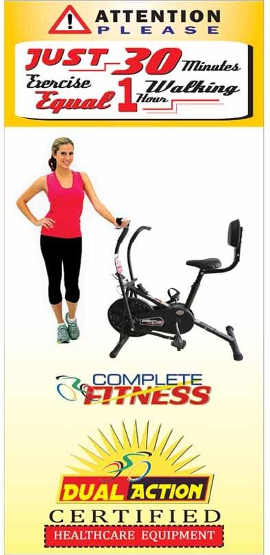 Diabetic Exercise Bike