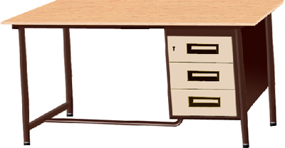 office table with drawers. Office Table With 3 Drawers In Varachha Surat Exporter And X
