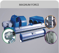 Magnum Force Ionizing Air Knife System