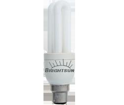 2U CFL Bulb 8W