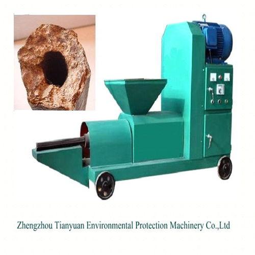 Wood Sawdust Charcoal Briquette Making Machine