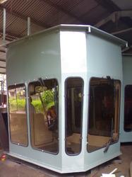 Stacker Reclaimer Cabin