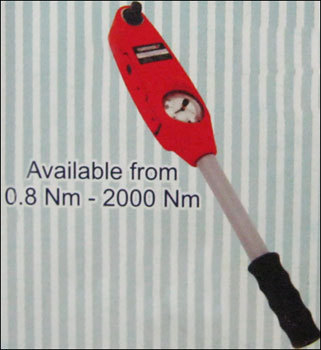 Dial Measuring Torque Wrenches