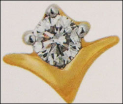High Quality Diamond Nose Pin