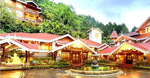 5 Star Hotels In Gangtok Sikkim Newatvs Info