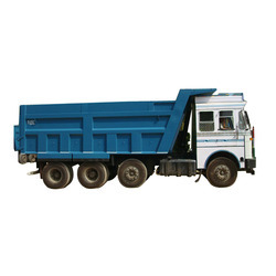 tipper trucks in india What fuel consumption should i expect for a 45 ton gross weight tipper truck (4x2)  why is horn ok please painted on the back of almost every truck in india .
