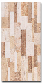 Wall Tiles (Brick Stone Beige)