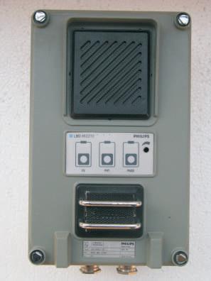 Wall Mounting Pilfer Proof Station (Ldd 89922-10)