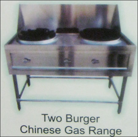 Two Burner Chinese Gas Range In Kherani Rd Sakinaka