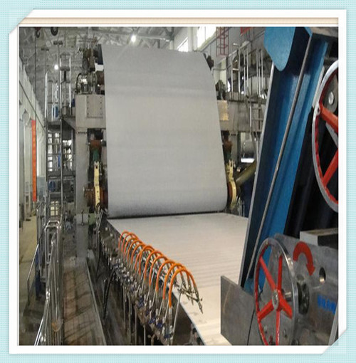 Recycled High Capacity Toilet And Tissue Paper Making Machine