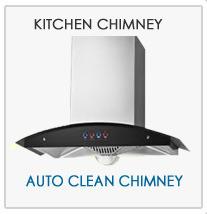 Auto Clean Kitchen Chimney
