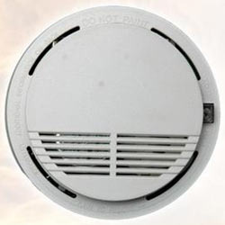 wireless smoke detector in new delhi delhi manufacturers suppliers. Black Bedroom Furniture Sets. Home Design Ideas
