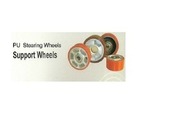 PU Supported Wheels in  New Area