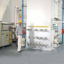 Liquid Nitrogen Air Separation Plant in Udyog Vihar, Phase