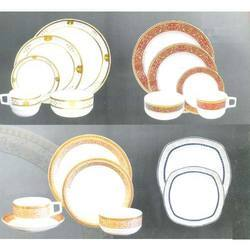 Bone China Plate in  Industrial Area - C
