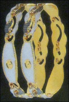 Modern Gold Bangles in  Bhuleshwar
