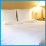 White Hotel Linen