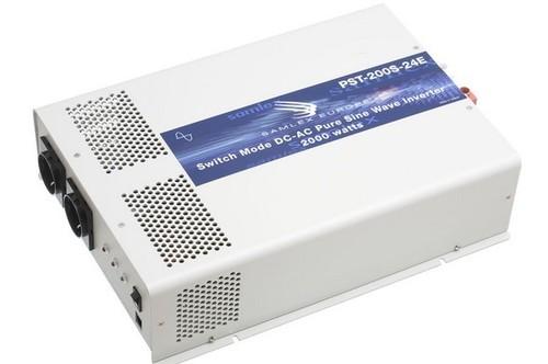 Samlex Pure Sine Wave Inverters (PST Series 230VAC PST-200S-24E)