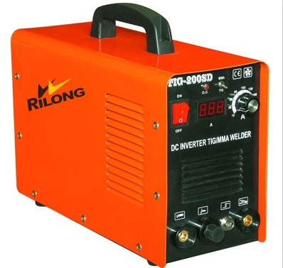 DC Inverter TIG /MMA Argon ARC Welding Machine (TIG-SD Series) in  Wenling Industrial Zone