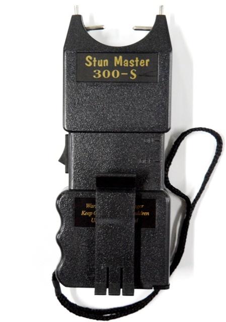 300,000V Straight Stun Gun