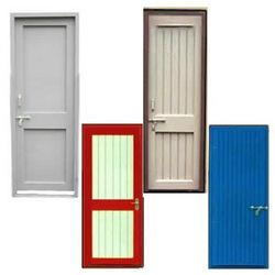 Rib Steel Doors in  Pratap Nagar