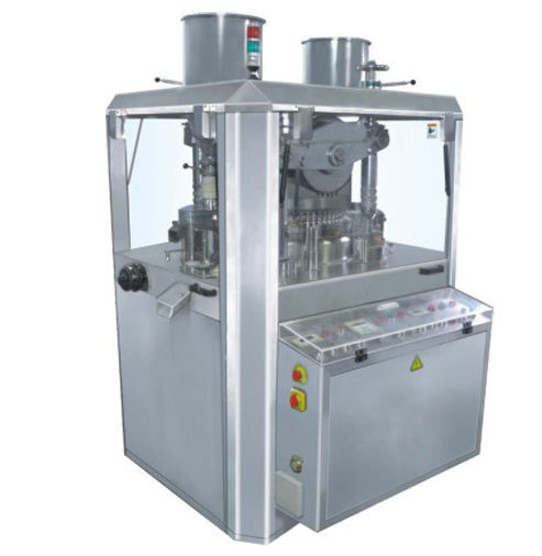 Double And Single Rotary Tablet Machines