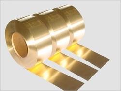 Brass Sheet Coils