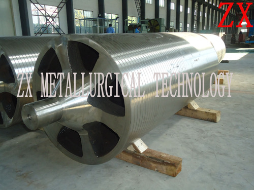316LN Sink Roll For Hot Dip Galvanizing Line In