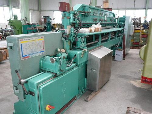 Leather Splitting Machine (Rizzi)