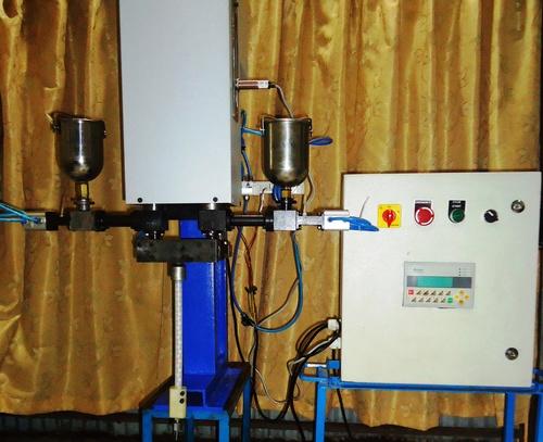 Two Part Meter Mix Dispensing