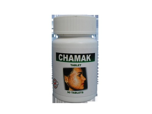 CHAMAK Tablets for Pimples-Acne and Dark Circles in  Kamrej Char Rasta