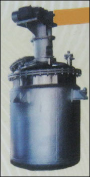 Jacketed Vessel in  New Area