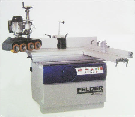 F 900 Power-Drive Tilting Spindle Moulder in  Borivali (E)